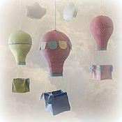 Для дома и интерьера ручной работы. Ярмарка Мастеров - ручная работа Воздушный шар игрушка( в наличии 2 шарика). Handmade.