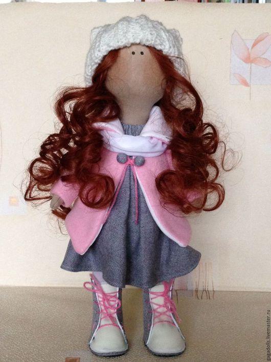 Куклы Тильды ручной работы. Ярмарка Мастеров - ручная работа. Купить Интерьерная кукла. Handmade. Комбинированный, кукла в подарок, подарок