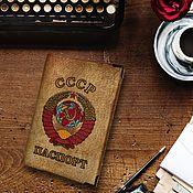Канцелярские товары handmade. Livemaster - original item cover: USSR. Handmade.