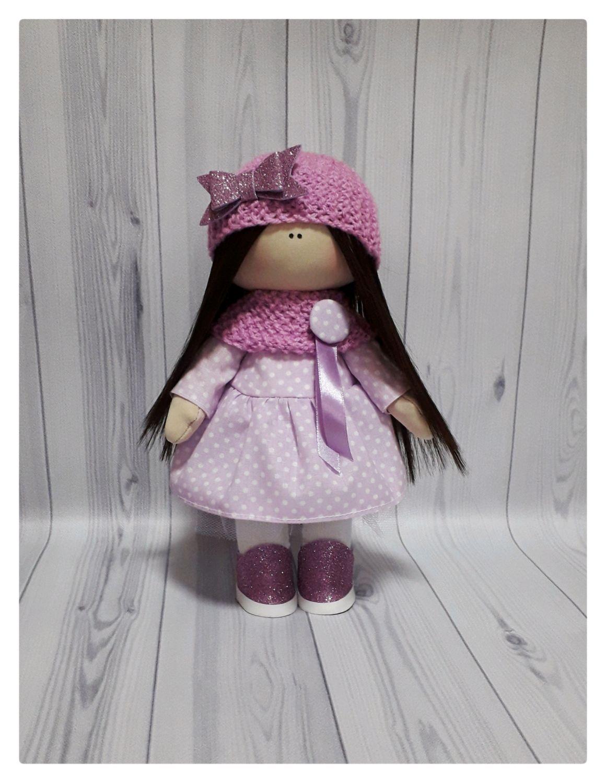 Интерьерная кукла, Тыквоголовка, Урюпинск,  Фото №1