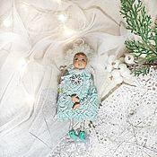 Подарки к праздникам handmade. Livemaster - original item Angel Christmas tree toy. Handmade.
