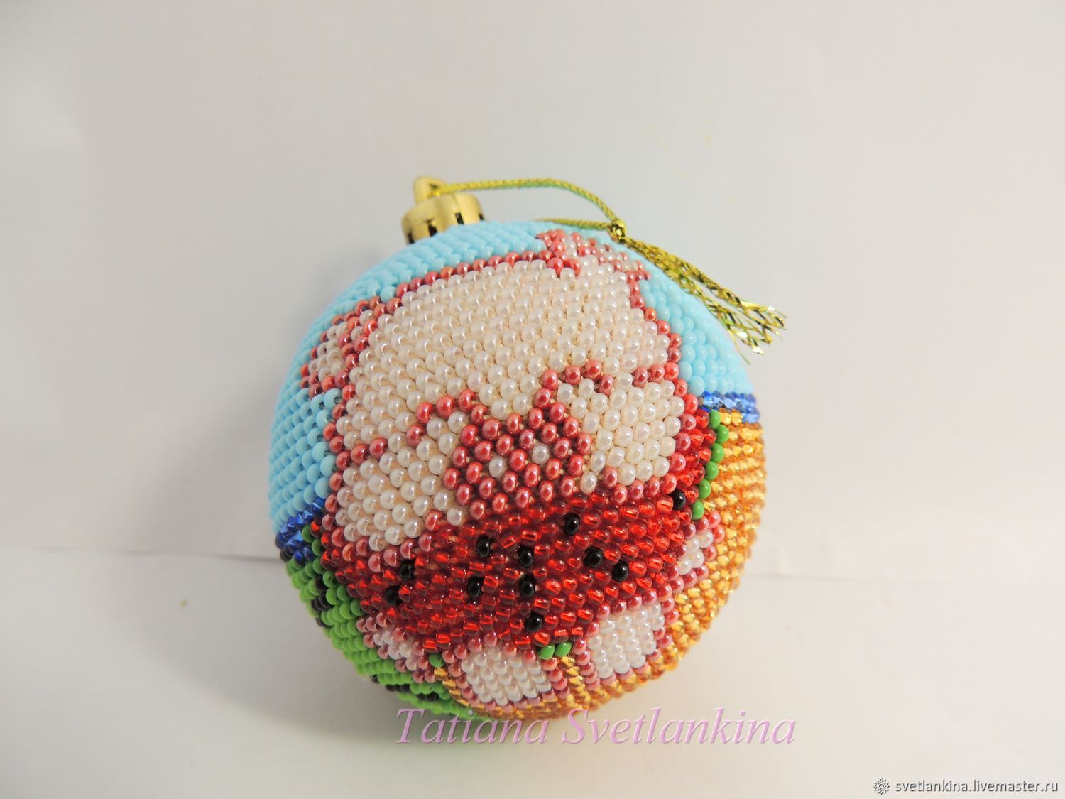 New year's eve ball. Suckling pig with melon, Christmas decorations, Sergiev Posad,  Фото №1