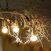 Для дома и интерьера ручной работы. Ярмарка Мастеров - ручная работа Люстра дизайнерская Forest. Handmade.