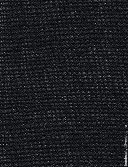 Шитье ручной работы. Ярмарка Мастеров - ручная работа. Купить Флизелин черный - тонкая клеевая прокладка для шитья. Handmade. Черный