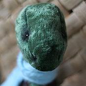 Куклы и игрушки ручной работы. Ярмарка Мастеров - ручная работа черепашка Пашка. Handmade.