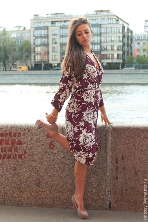 Платье Кимоно Купить