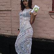 """Одежда ручной работы. Ярмарка Мастеров - ручная работа Платье """"Круженье"""". Авторская работа. Handmade."""