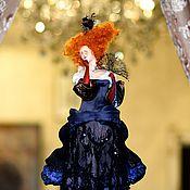 Куклы и игрушки ручной работы. Ярмарка Мастеров - ручная работа Дама благородных кровей. Handmade.
