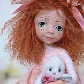 """Куклы и игрушки ручной работы. Ярмарка Мастеров - ручная работа Авторская кукла """"Кетти"""". Handmade."""
