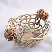 Посуда handmade. Livemaster - original item Elephant Tea rose. Handmade.