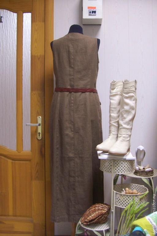 ed49f2e1387 Платья ручной работы. Заказать Платье сарафан Монвизо