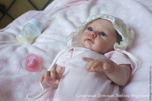 Куклы-младенцы и reborn ручной работы. Ярмарка Мастеров - ручная работа. Купить Кукла-реборн Анжелика 2. Handmade. Реборн