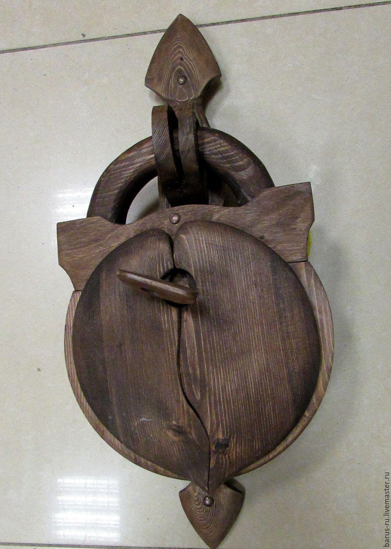 ключница настенная деревянная, Ключницы, Москва, Фото №1