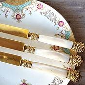 Антикварные ножи для двора французского императора