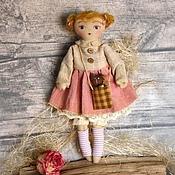 Куклы и игрушки ручной работы. Ярмарка Мастеров - ручная работа Рози. Авторская чердачная кукла. Handmade.