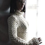 Одежда handmade. Livemaster - original item Pullover Merengue. Handmade.