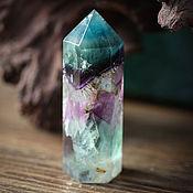 Фен-шуй и эзотерика handmade. Livemaster - original item Crystal of fluorite KF-019. Handmade.