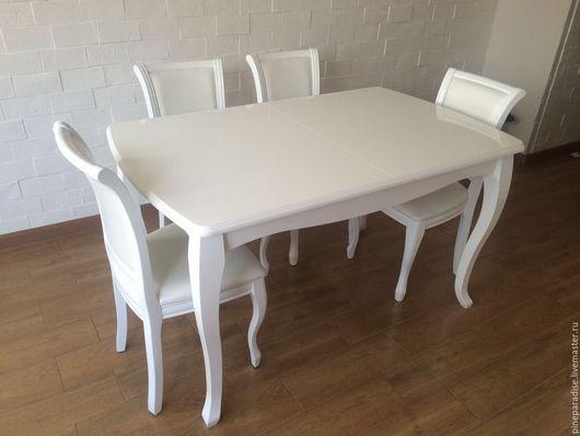 Мебель ручной работы. Ярмарка Мастеров - ручная работа. Купить Комплект для столовой. Handmade. Мебель из дерева, столовая, дерево