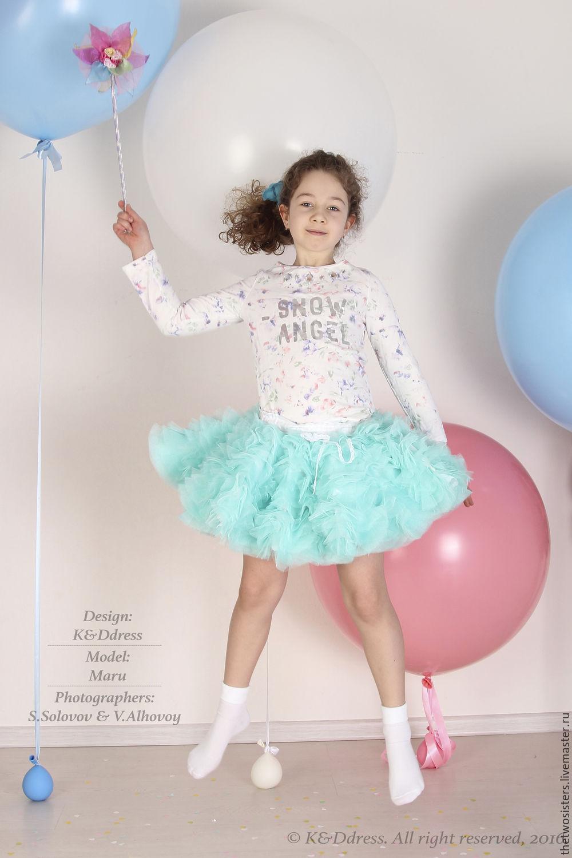 Юбки для девочек 2 лет