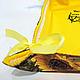 """Кухня ручной работы. Ярмарка Мастеров - ручная работа. Купить Сухарница-конфетница """"Подсолнухи"""". Handmade. Желтый, хлебница, текстиль для дома"""