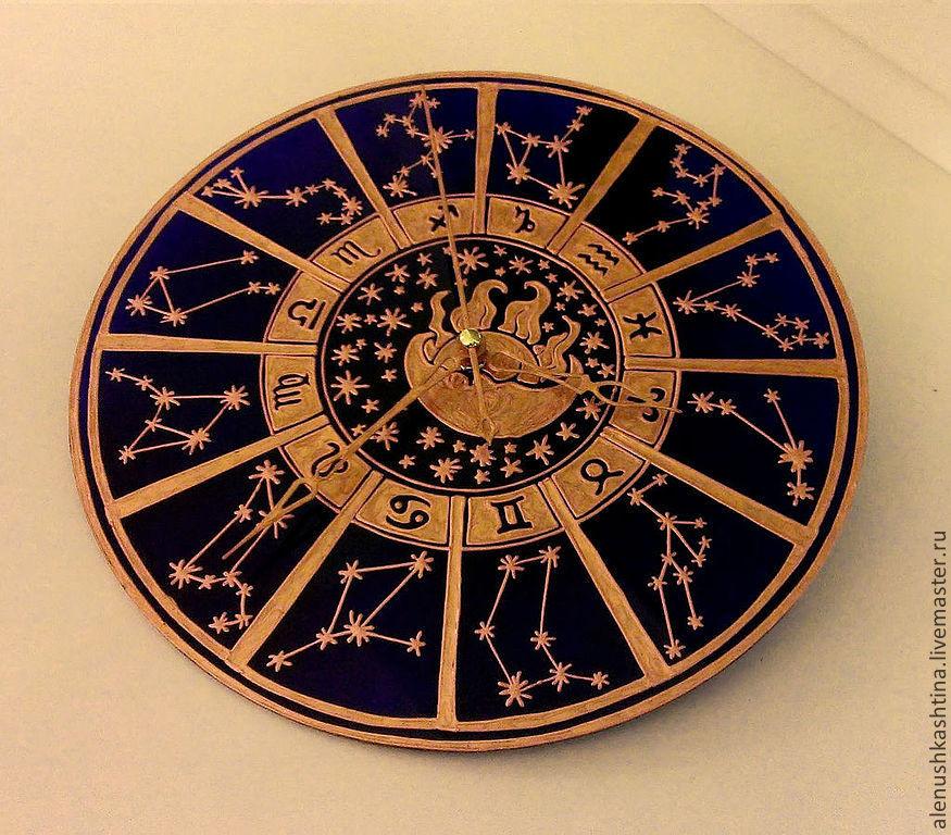 зодиакальные часы в крыму фото