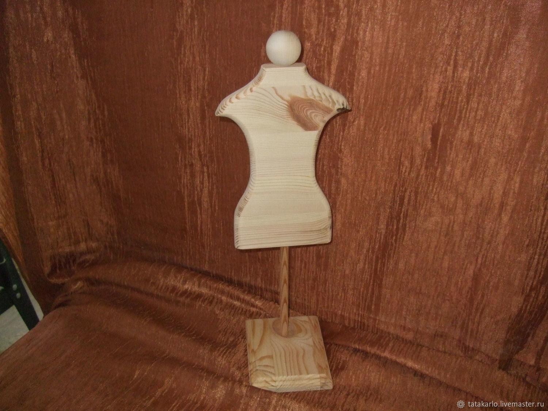 Манекен для кукольной одежды. Заготовка – заказать на Ярмарке Мастеров – DNL83RU | Манекены, Челябинск
