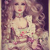 """Куклы и игрушки ручной работы. Ярмарка Мастеров - ручная работа Анжелика """"Маркиза ангелов"""". Handmade."""