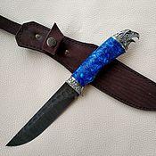 Сувениры и подарки handmade. Livemaster - original item Knife Eagle-2. Handmade.
