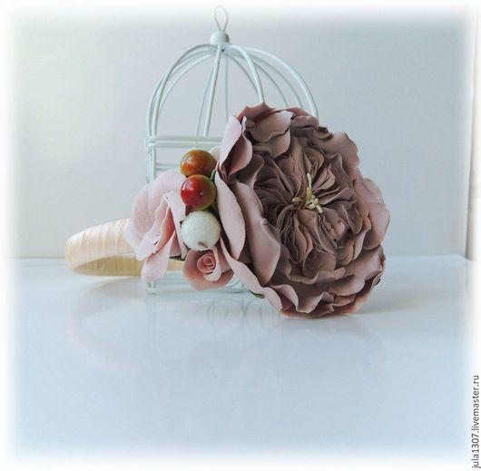 Диадемы, обручи ручной работы. Ярмарка Мастеров - ручная работа. Купить Ободок с цветами из полимерной глины. Handmade. Полимерная глина