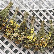 Банные принадлежности ручной работы. Ярмарка Мастеров - ручная работа Гирлянда из ароматных луговых трав. Handmade.