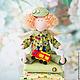 Куклы Тильды ручной работы. Принц на горошине. Miss Princess - Интерьерные куклы. Ярмарка Мастеров. Для новорожденного, родителям