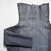 Одежда ручной работы. Ярмарка Мастеров - ручная работа Джемпер валяный Тучка. Handmade.