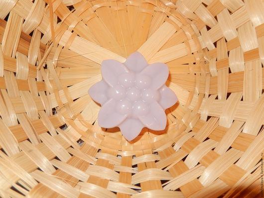 Мыло ручной работы. Ярмарка Мастеров - ручная работа. Купить мыло ручной работы Цветок3. Handmade. Комбинированный, мыло сувенирное