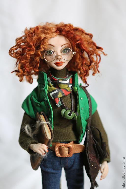 Art doll Ellie, Dolls, Stary Oskol,  Фото №1