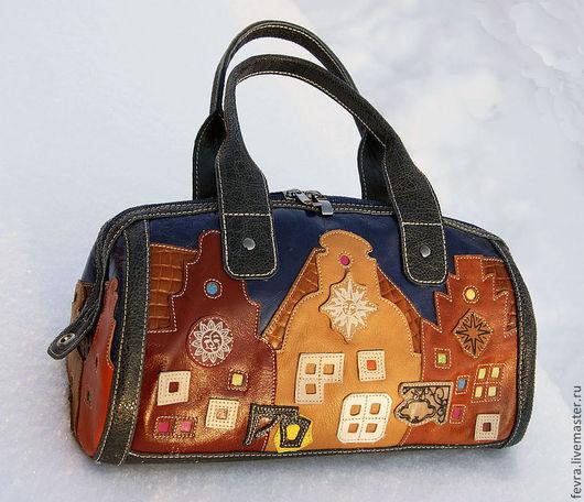 Новая красивая сумочка.