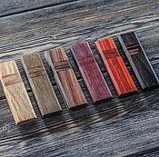 Подарки к праздникам ручной работы. Ярмарка Мастеров - ручная работа Флешка в корпусе из ценной породы древесины. Handmade.