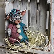 Куклы и игрушки ручной работы. Ярмарка Мастеров - ручная работа Цирк уехал.... Handmade.