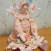 """Куклы и игрушки ручной работы. Ярмарка Мастеров - ручная работа Сплюшка """"Розовые сны"""". Тильда. Handmade."""