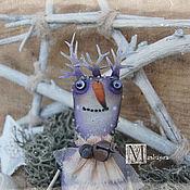 Куклы и игрушки ручной работы. Ярмарка Мастеров - ручная работа Снеговишек Оленчиковый. Handmade.