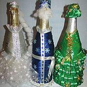 Подарки к праздникам ручной работы. Ярмарка Мастеров - ручная работа Новогоднее Трио. Handmade.