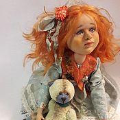 Куклы и пупсы ручной работы. Ярмарка Мастеров - ручная работа Кукла Рыжик. Handmade.