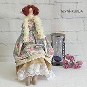 Куклы и игрушки ручной работы. Ярмарка Мастеров - ручная работа Кукла для интерьера - в стиле тильда. Handmade.