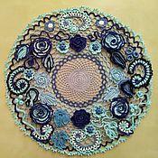 Салфетки ручной работы. Ярмарка Мастеров - ручная работа Салфетки: Ирландское кружево. Handmade.
