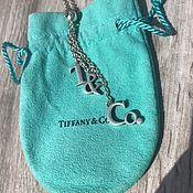 handmade. Livemaster - original item Tiffany &Co pendant necklace, 925 silver, America. Handmade.