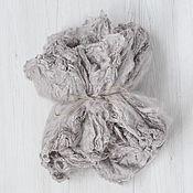 Материалы для творчества handmade. Livemaster - original item Silk handkerchiefs Cloud 10 gr. Italy. Handmade.