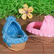 Материалы для творчества handmade. Livemaster - original item Silicone molds for soap Cradle. Handmade.