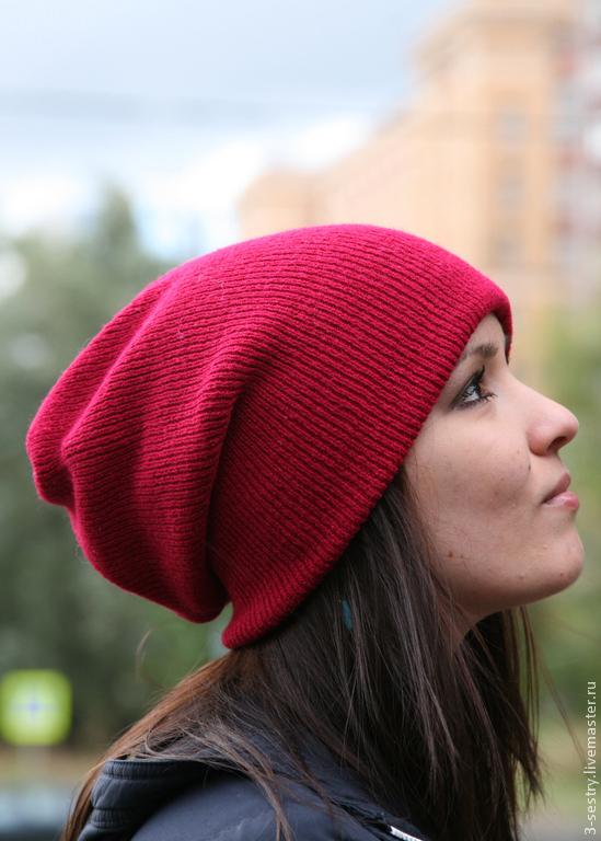Модные шапки заказать