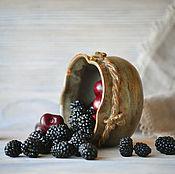 """Посуда ручной работы. Ярмарка Мастеров - ручная работа Миска  """"Горшочек"""". Handmade."""