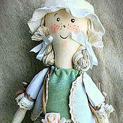 Куклы и игрушки ручной работы. Ярмарка Мастеров - ручная работа кукла Энни. Handmade.