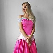 """Одежда handmade. Livemaster - original item Aurora """"Sleeping Beauty"""". Animator-actor suit. Handmade."""